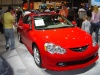 red-acura-front-view