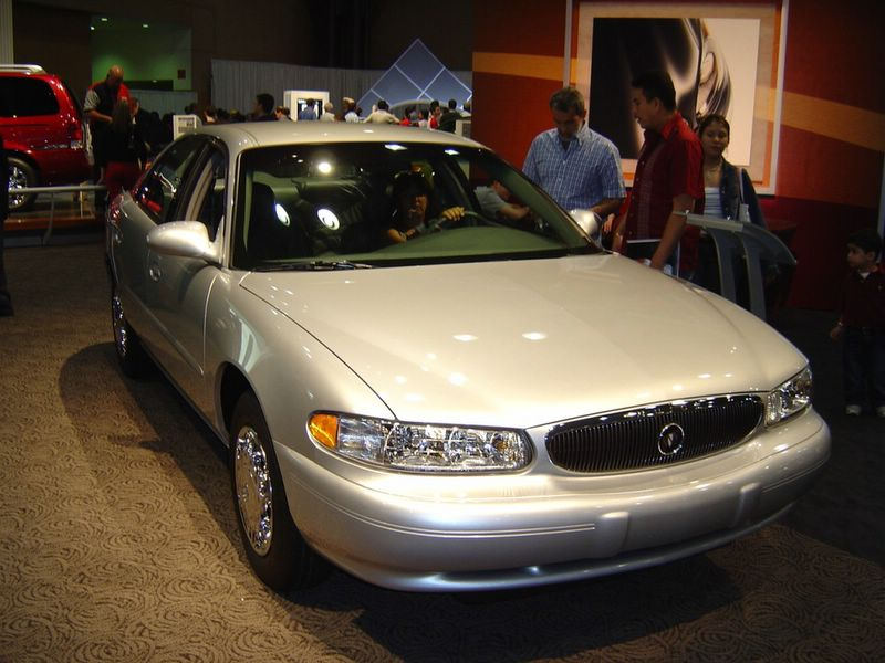 silver-buick