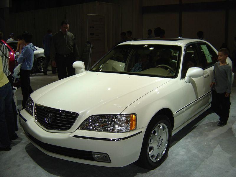 white-acura