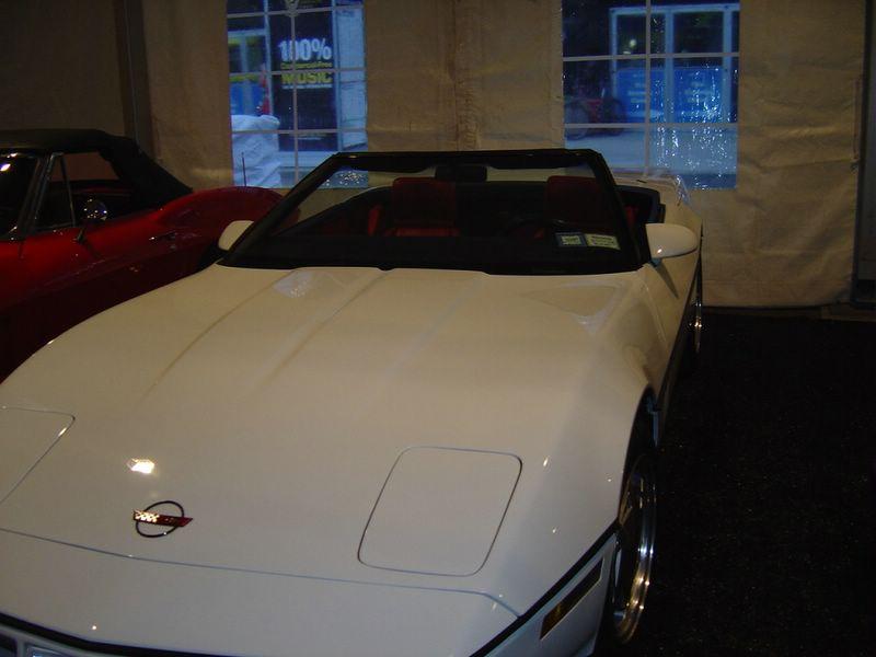 white-corvette