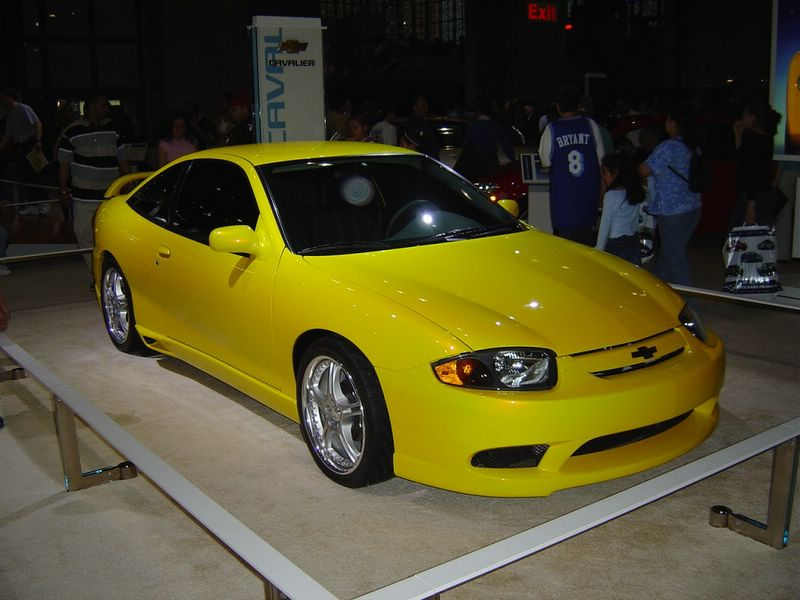 yellow-chevy-cavilier