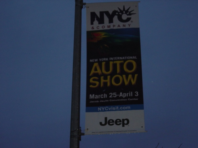2005 new york international car show