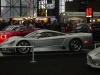 Silver saleen side view