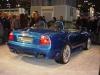 blue maserati spyder convertible