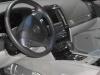 cadillac steering wheel and interior