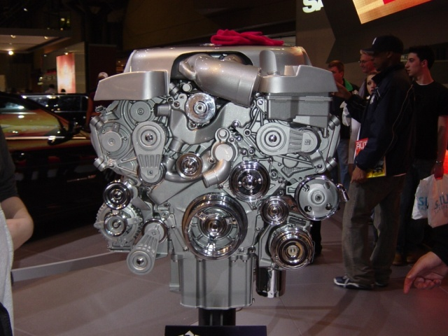 car engine 1