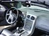 chevy corvette interior view