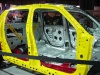 civic fuel cell car skeleton