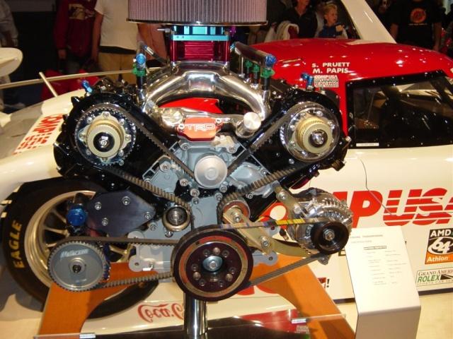 daytona prototype engine