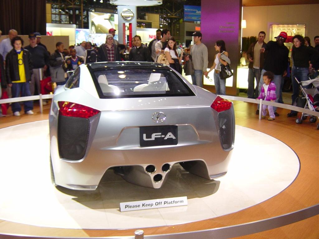 lexus concept lf a