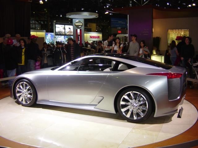 lexus lf a concept car