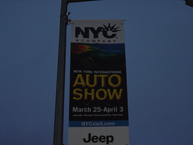 new york international car show