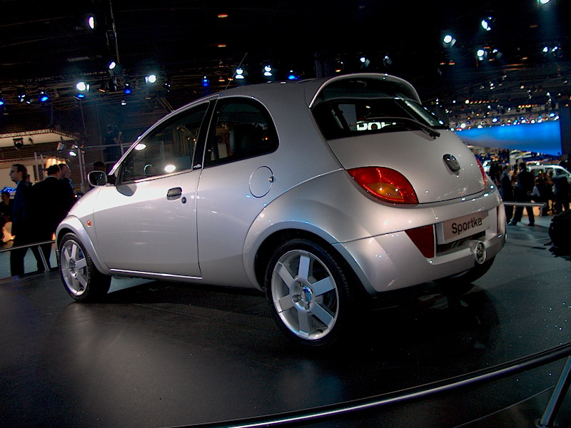 Ford Sportka. ford sportka 02 : Paris Car
