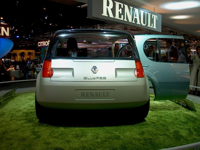 2002 Renault Ellypse Related Infomationspecifications Weili