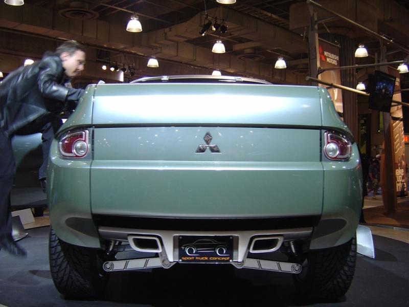 transpixel, mitsubishi-sport-truck-concept