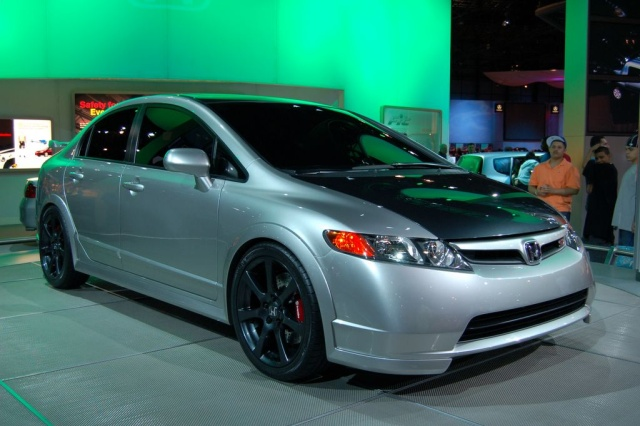 honda concept car civic si