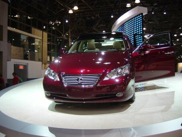 2007 lexus hybrid
