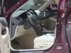 lexus front interior view