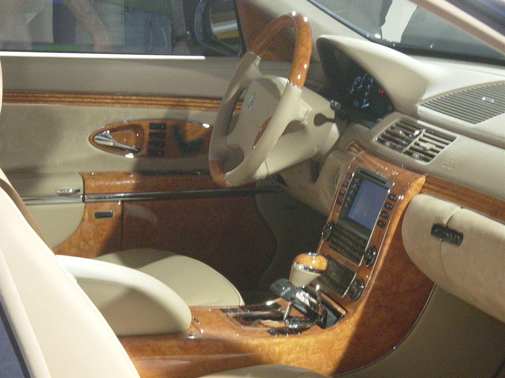 maybach interior : 2007 Luxury
