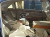 maybach interior rear seat with bar