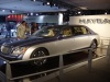 maybach luxury car side view