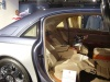 maybach rear seat