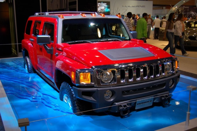 red hummer
