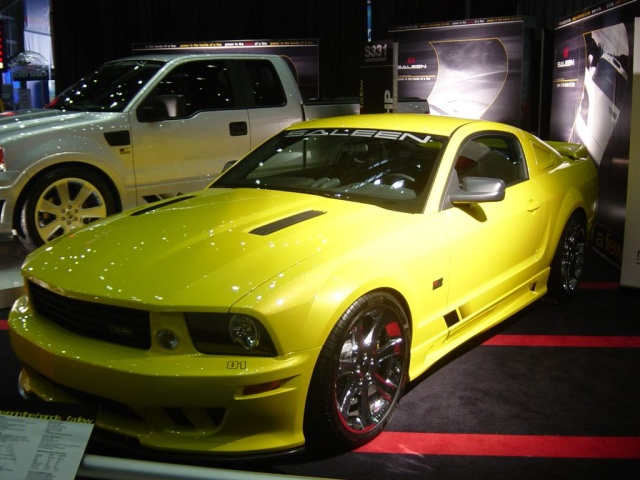 yellow saleen s281e