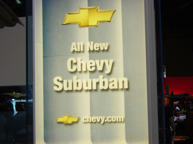 all new chevy suburan