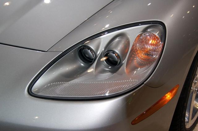 corvette lights
