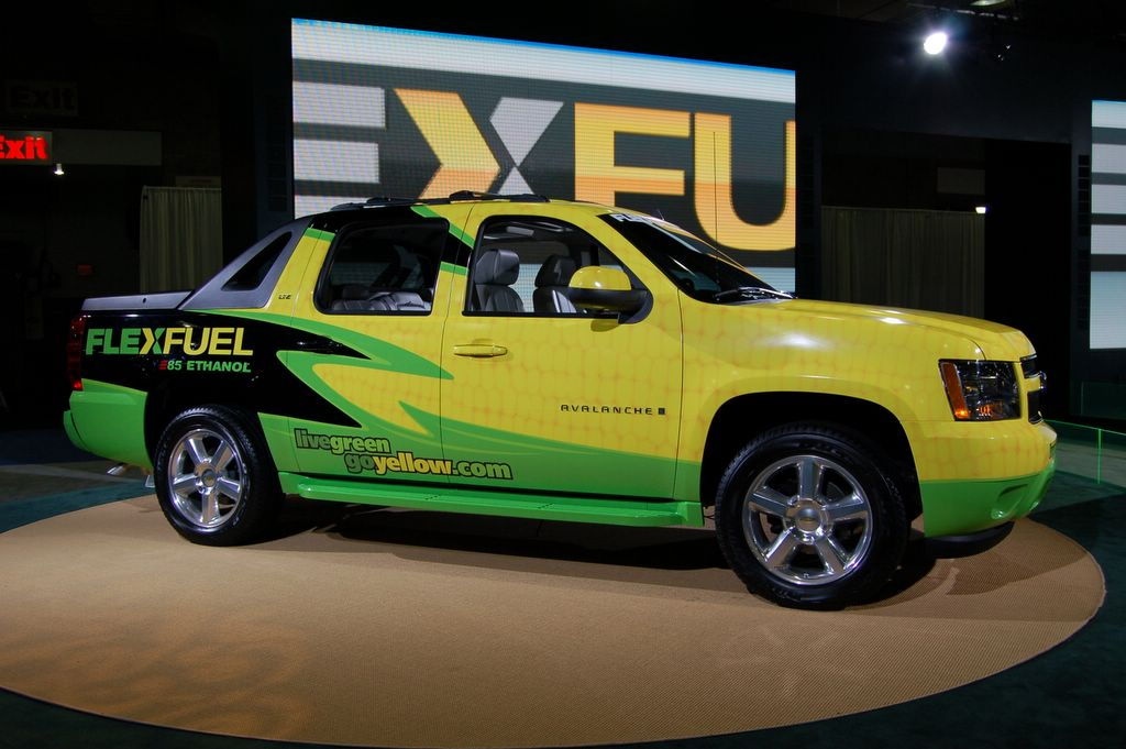 What Is Flex Fuel >> flex fuel avalanche : 2007 Chevy : Car Pictures by CarJunky®