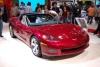 red corvette convertible