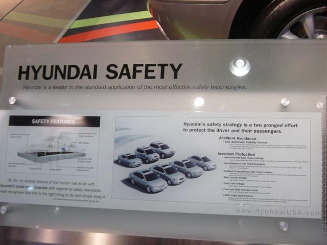 hyundai safety information