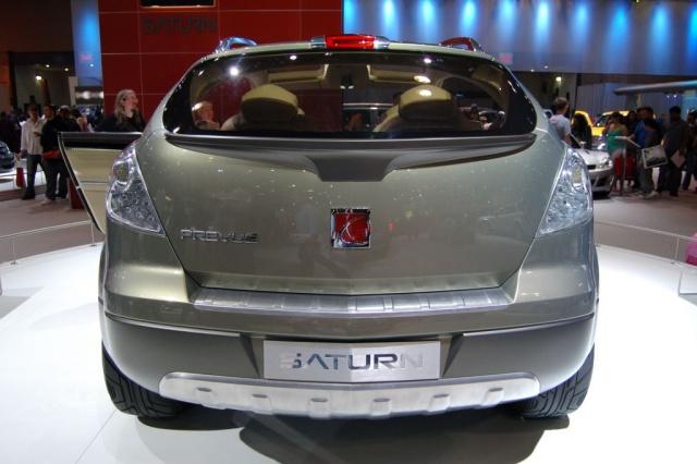 2007 saturn prevue crossover concept