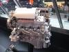 engine on display
