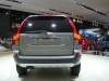 volvo xc90 rear view
