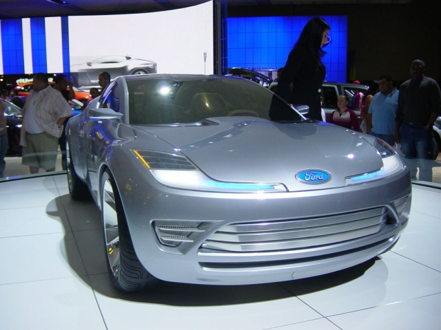 ford reflex concept car