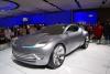silver ford reflex concept