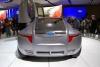 silver ford reflex concept car