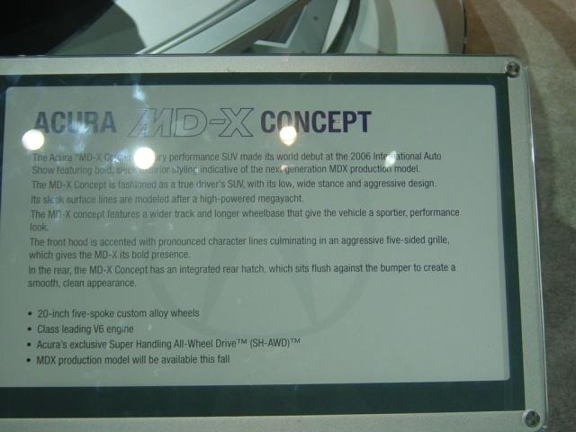 acura mx concept